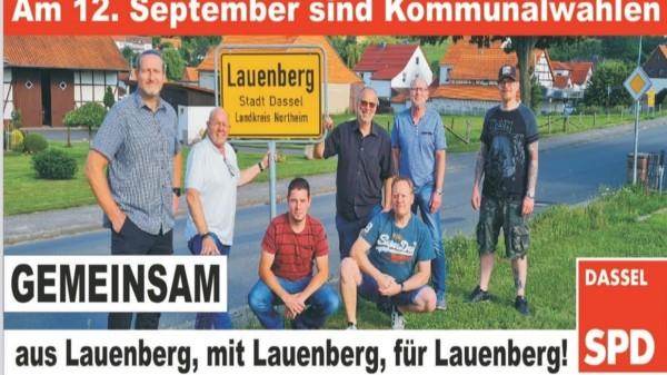 Banner Lauenberg